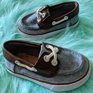 Boys Denim Loafers TCP